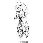 E7026 Cyclist