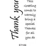 E7109 Thank You