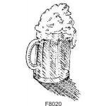 F8020 Beer Mug