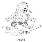 F8048 Kiwi Surfer