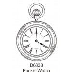 D6338 Pocket Watch