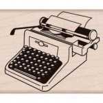 F5498 Retro Typewritter