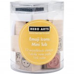 LP407 Emoji Icons Mini Tub
