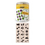 LL376 - Animal Prints (Ink 'n' Stamp Woodblock Set)